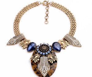 beautiful, fashion, and necklace for women image