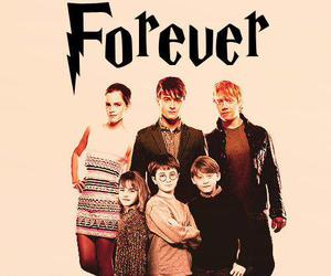 harry potter, forever, and emma watson image