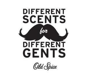 mustache and quote image