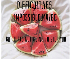 healthy and watermelon image