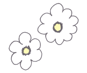 flower and 素材 image