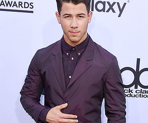 nick jonas and red carpet image