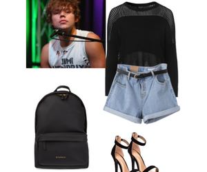 ashton, bags, and black image