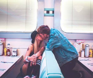 grunge, cute, and love image