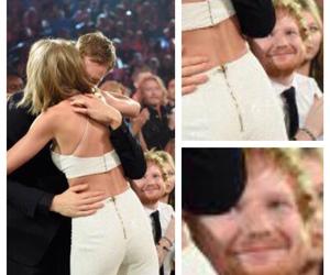 calvin harris, lol, and Taylor Swift image