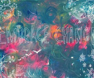 change and embrace image