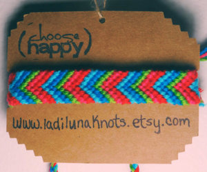 bracelets, friends, and diy image