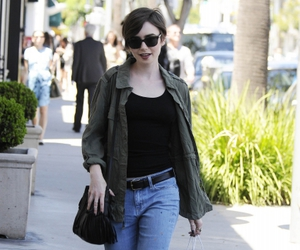 Beverly Hills and lily collins image