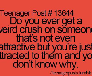 crush, teenager post, and attractive image