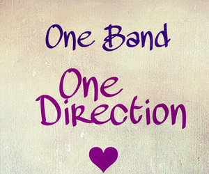 1d, onedirection, and love image