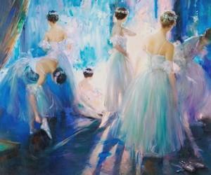 ballet, art, and beautiful image