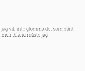 som, svenska, and citat image