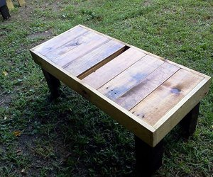 coffee table, diy, and coffee table designs image