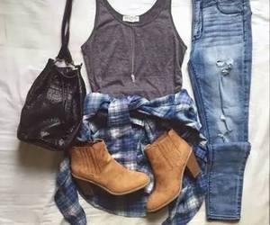 black, bow, and fashion image