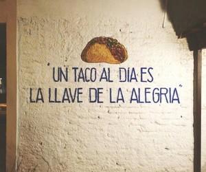tacos, food, and alegria image