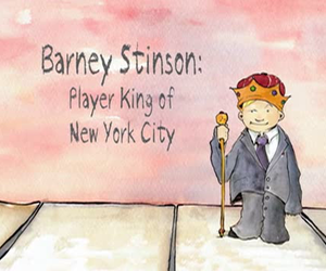 barney, dessin, and how i met your mother image