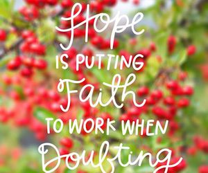 faith and quotes image