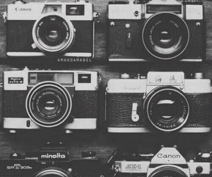 camera, retro, and tumblr image