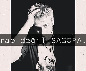 rap, sagopa kajmer, and turkish artist image