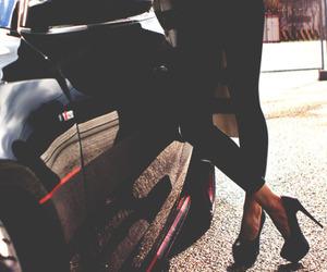 car and fashion image