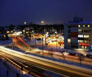 city, yaroslavlrussia, and lights image