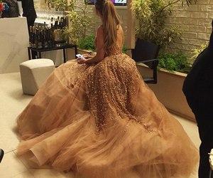 dress, Jennifer Lopez, and style image