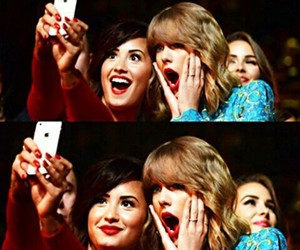 demi lovato, bff's, and Taylor Swift image