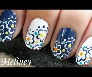 nails, design, and cute image