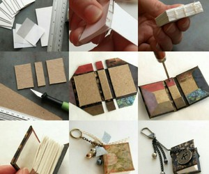 books, diy, and cool image