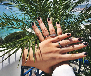 classy, girl, and hands image
