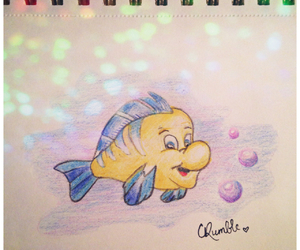 adorable, bubbles, and drawing image