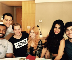 shadowhunters, dominic sherwood, and katherine mcnamara image