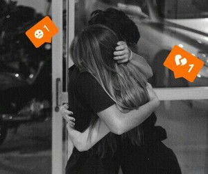 broken, sad, and friends image