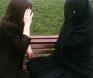 islam, burqa, and égalite image