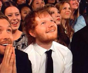 ed sheeran and bbmas image