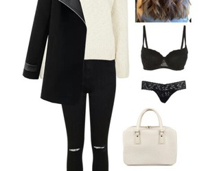 mode, Polyvore, and simple image