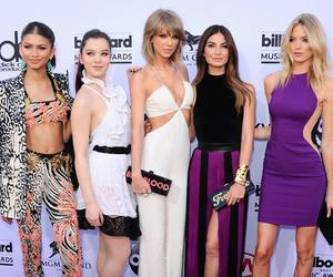 Lily Aldridge, Taylor Swift, and martha hunt image