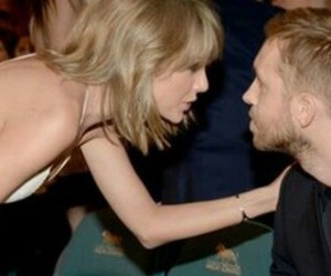 calvin harris, singer, and Taylor Swift image