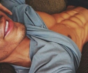 abs, life, and OMG image