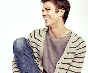 grant gustin, the flash, and grantgustin image