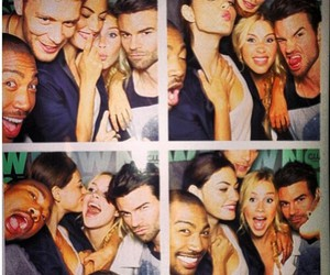 The Originals, claire holt, and joseph morgan image