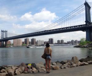 adventure, bridge, and Brooklyn image