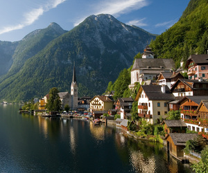 austria and nature image