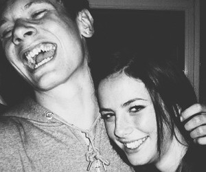 skins, effy stonem, and James Cook image
