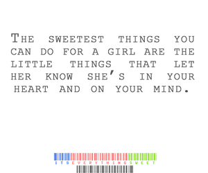 girl, quotes, and sweet image