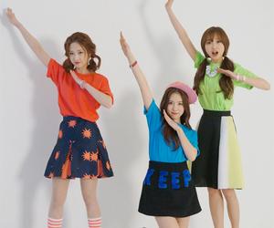 jin, sujeong, and woolim image