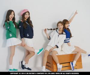jiyeon, sujeong, and yein image