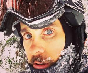 jared leto and snow image