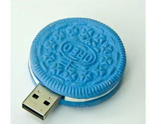 oreo, blue, and usb image