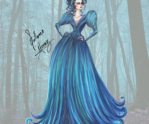 illustration, into the woods, and meryl streep image